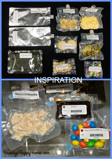 how to make astronaut food at home