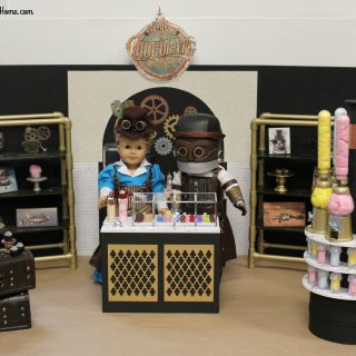 Toothsome Chocolate Factory for Dolls!