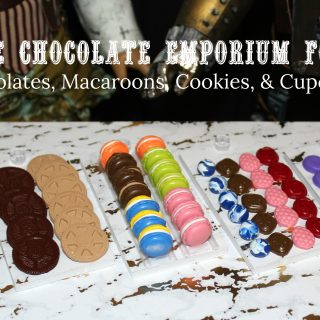 Toothsome Chocolate Emporium for Dolls…Polymer Clay Chocolates, Macaroons, Cookies, & Cupcakes!