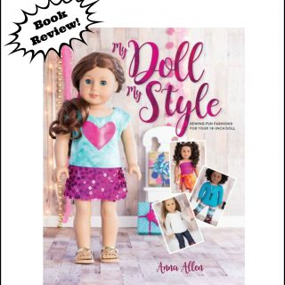 My Doll My Style – Sewing Book Review